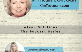 Kim Trotman interview