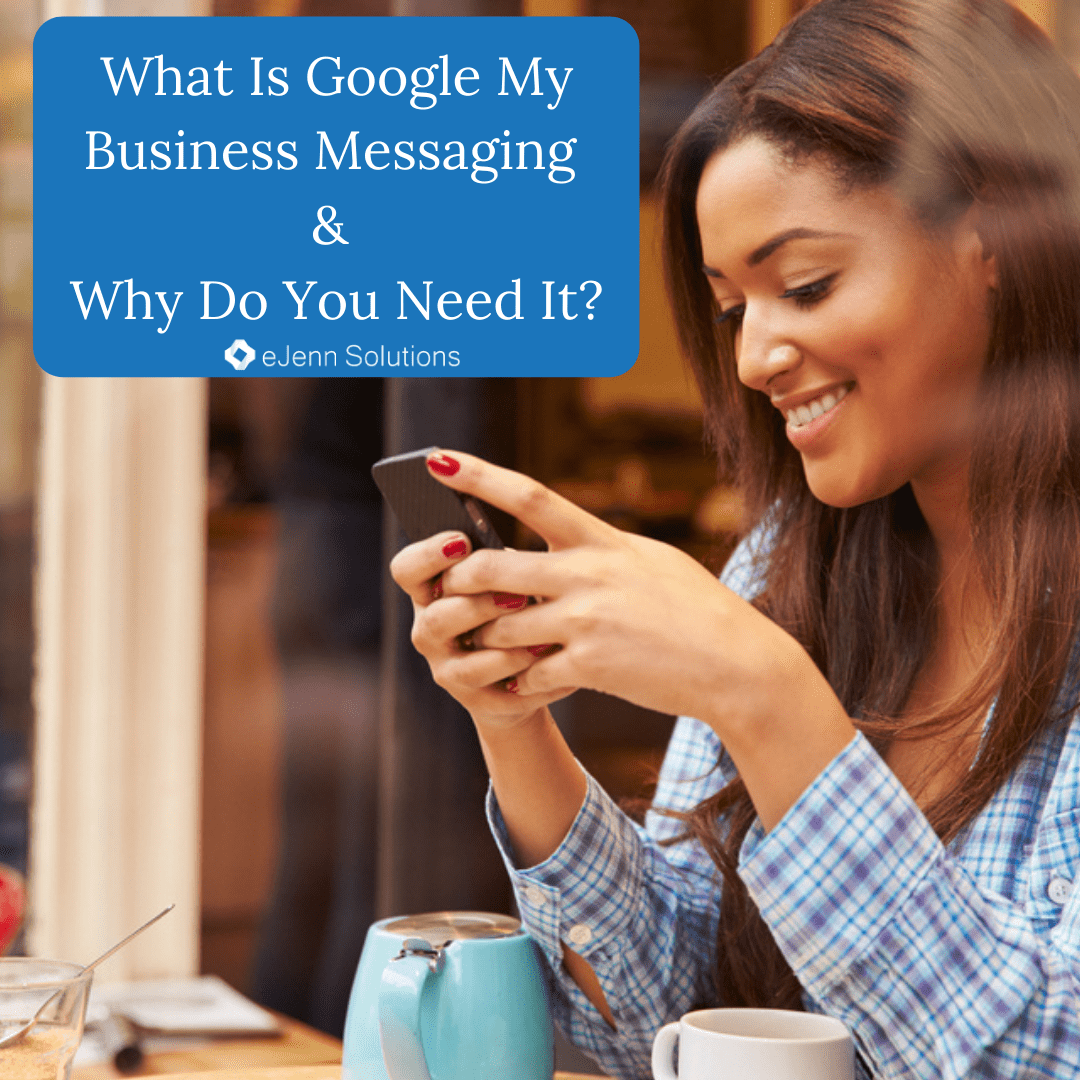 What is google my business message and why do I need it