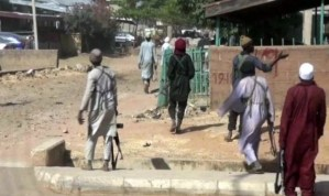 Just In: Residents flee as Boko Haram militants storm Auno village in Borno