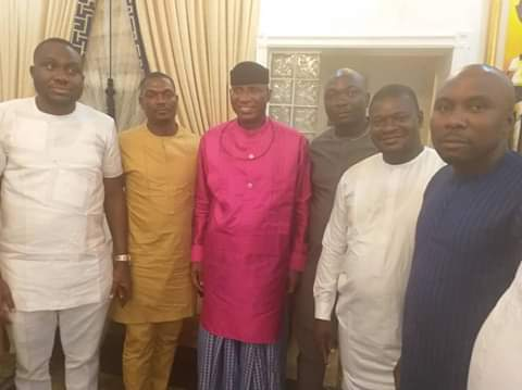 Omo-Agege DSP Victory Is God Divine: Anidi