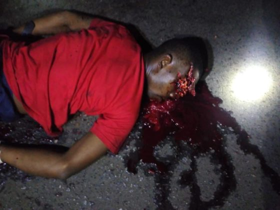 Suspected Armed Robber killed in 'accidental discharge' in Warri