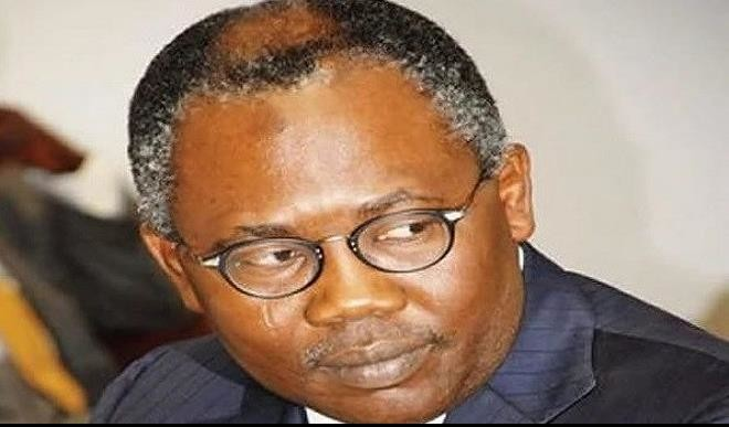 Attorney-General of the Federation and Minister of Justice, Mohammed Bello Adoke,