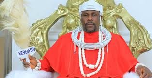 The Pere of Gbaramatu Kingdom, H.R.M Oboro Gbaraun II
