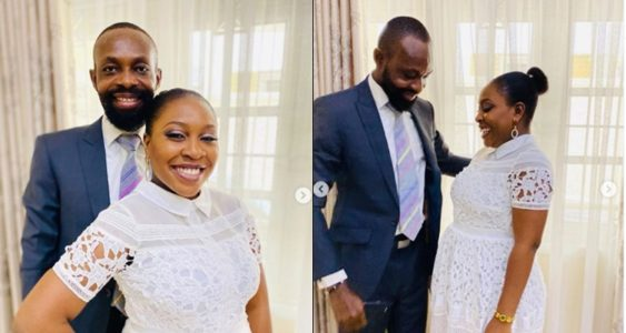 #Covid19 Lockdown: Lagos Church Conducts Its First Online Wedding