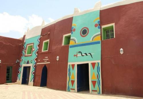 Emir of Daura's palace sealed after a #Covid19 case was Confirmed