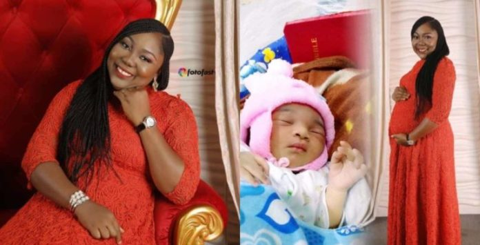 Nigerian Lady Finally Gives Birth After Two Years Of Pregnancy