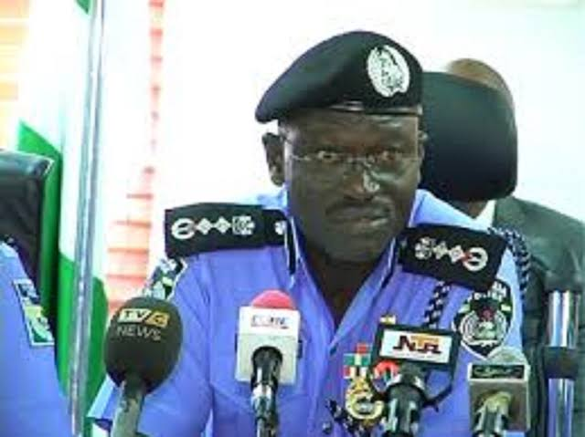 Former Inspector General Of Police, Suleiman Abba,