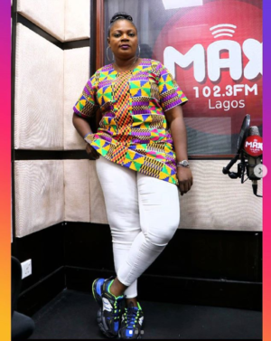 Max FM Iya Jogbo is dead , TVC Communications Grieves