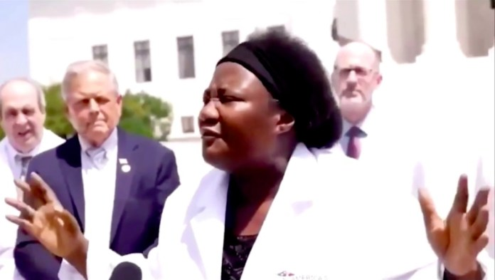 Dr Stella Immanuel Covid-19: U.S based Nigerian doctor Says She Has Found the Cure, Cured Over 300 patients