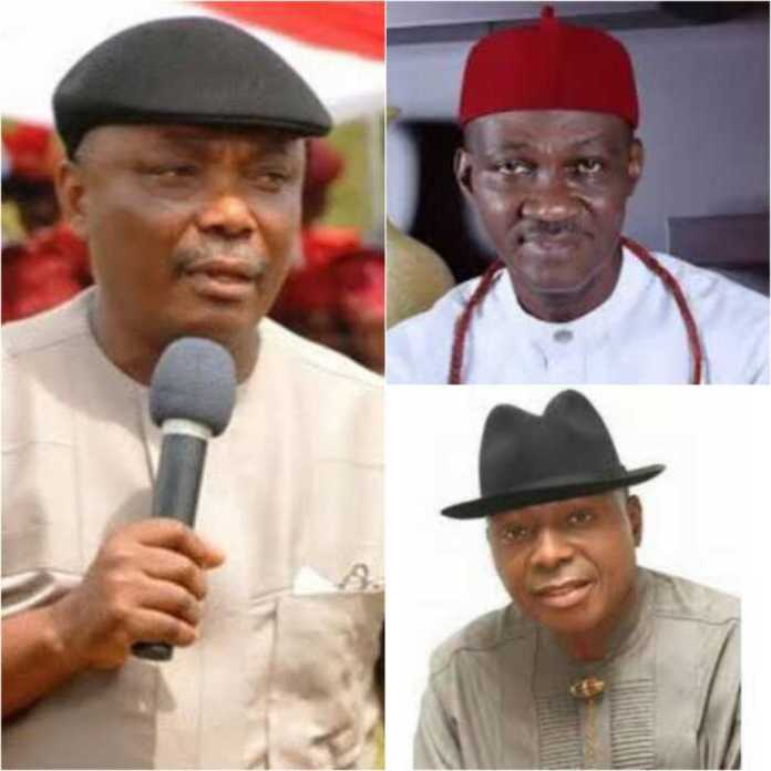 Panic As NDDC Named Lawmakers Who Collect Contracts For National Assembly Members godswill akpabio nddc