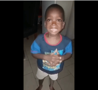 Mommy Calm Down Boy – Little Boy Tells His Mom As She Tries To Flog Him