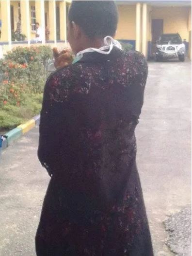 An Evil Spirit Led Me Into The Act - Ex-DSS Man Who Impregnated His Daughter Makes Shocking Revelation