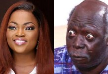 Pa James Ajirebi Cries Out, Funke Akindele Did Not Buy Him A House