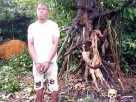 Horror: Kidnapped Victim Killed, Body Hung On Tree After Paying N1m Ransom (Photo)