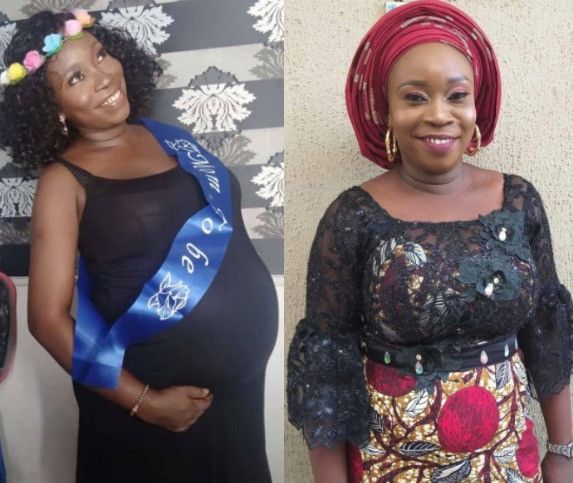 Lady who waited 7 years for a Child Dies Hours after welcoming a set of Quadruplets (photos)