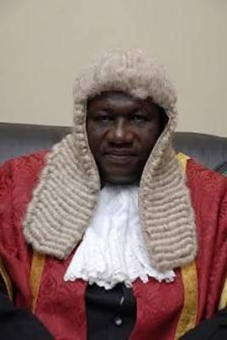 Judge who dismissed Atiku's petition against Buhari, promoted to Supreme Court Justice Mohammed L. Garba