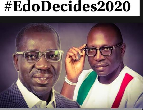 #EdoDecides2020 : LIVE UPDATE ON Edo Governorship Election 2020
