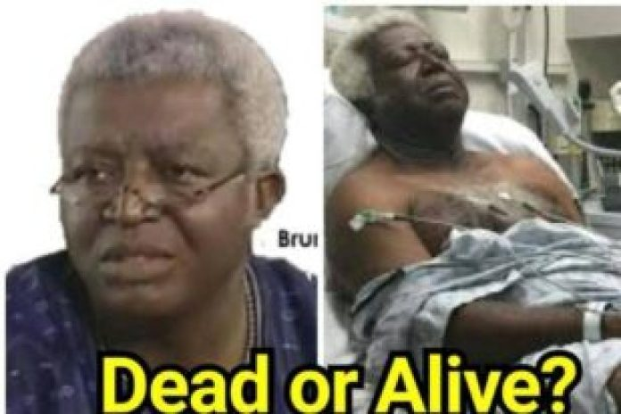 Alive or Dead ? Checkout Nollywood Stars You Probably Think Have Passed, Some Are Battling With Death (PHOTOS)