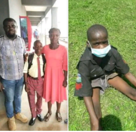 #Endsars : 11-year-old boy who declared himself as IGP enrolled in private school in Edo state