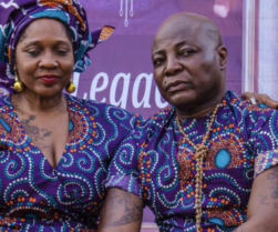 Charly Boy Reveals Why He Proposed To His Wife For The 4th Time After 45 Years Of Marriage