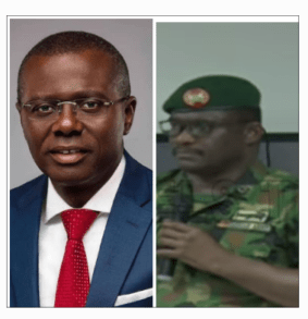 Babajide Sanwo-Olu Should Tell Nigerians the truth, Army Reveals what really happened at Lekki Tollgate