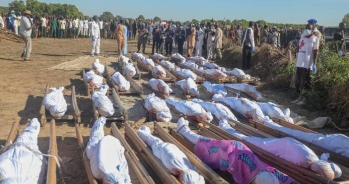 Zabarmari Massacre: Governors Question Buhari Security Architecture after 43 Farmers were killed by Boko Haram Insurgents