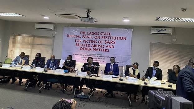 [Just In] : Lagos Judicial Panel Suspends Sitting As CBN Crackdown on #EndSARS Promoters