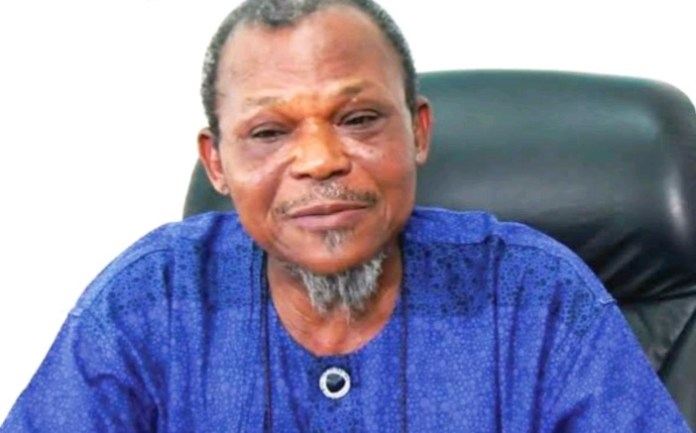 Ndubisi Kanu , Former Lagos State Governor is dead