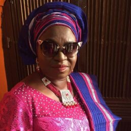 Fausat Gbadebo, Woman Leader of APC is Dead, Party Mourns