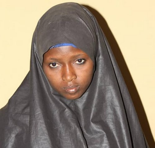 Face of a Wicked Stepmother who Set 8-Year-Old Girl's Private Part On Fire After Beating Her with Electric Wire In Bauchi