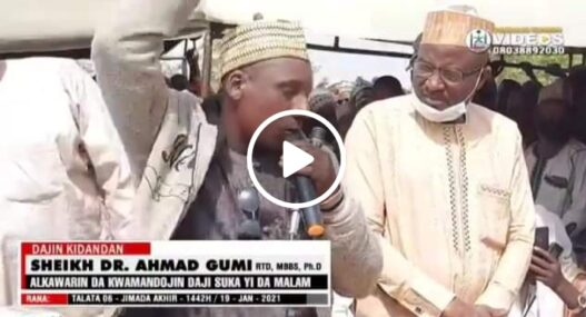 Watch Video: I Swear to God, The Government is The One Arming Us with Ak47– Bandit