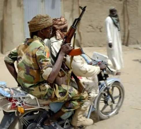 Niger communities buy Motorcycles, Sign N200m Peace Deal With Bandits