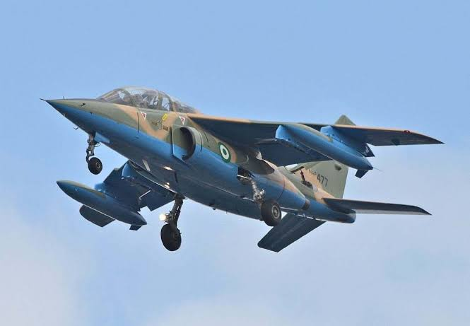 How Nigerian Airforce Jet Mistakenly Kill Over 20 Soldiers at the war front