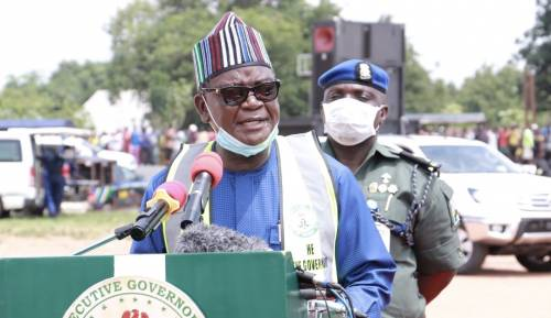 Get Weapons And Defend Yourselves Against Herdman, Ortom Tells Benue Residents