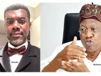 Buhari  Govt Careful with Kidnappers not with #EndSARS protesters, Omokri Blasts Lai Mohammed