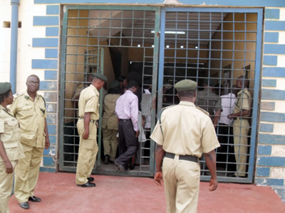 How Delta Prison Guard Allegedly Shoots a Visitor Dead