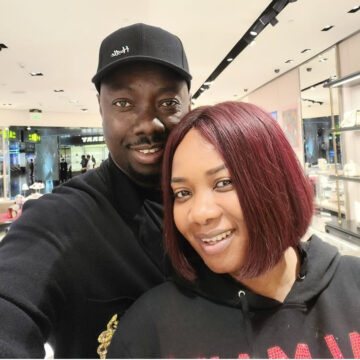 Obi Cubana speaks on his relationship with wife