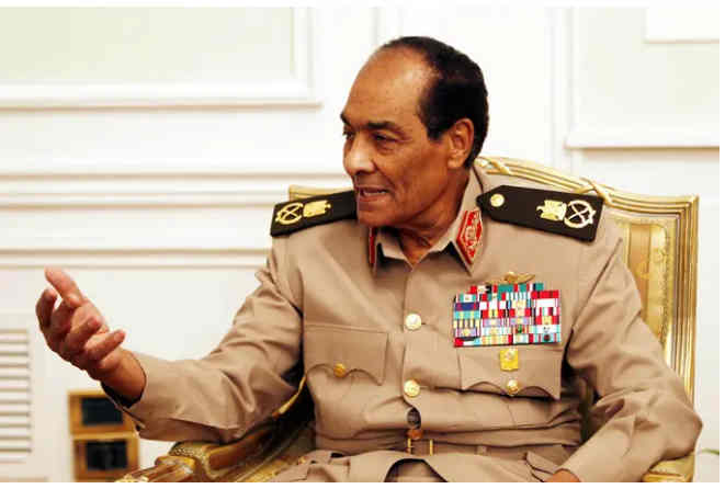 Field Marshal Hussein Tantawi, Former Egypt President is dead