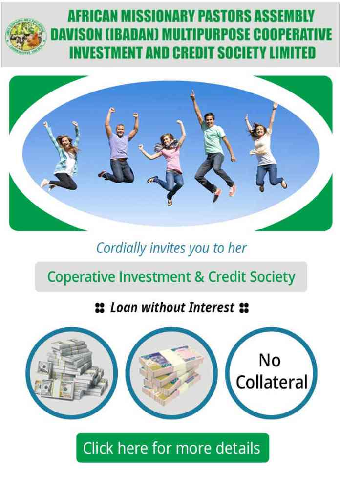 Hurry Now and Invest With AMPA Multipurpose Cooperative, Investment & Credit Society Limited
