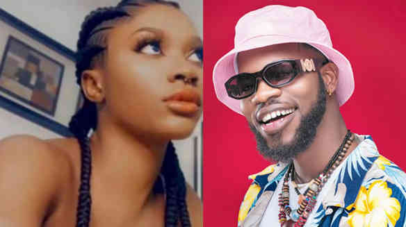 Broda Shaggi reacts as lady chides him for claiming to be virgin