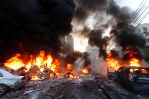 Lebaon suicide bombers