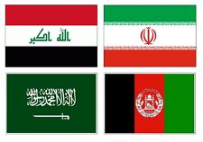Iraq Iran saudi arabia