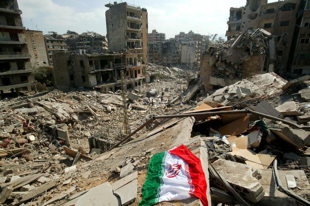 After Failures in Syria, Iraq, Palestine and Yemen, War is