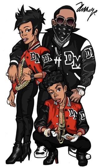 Diddy Dirty Money Artwork