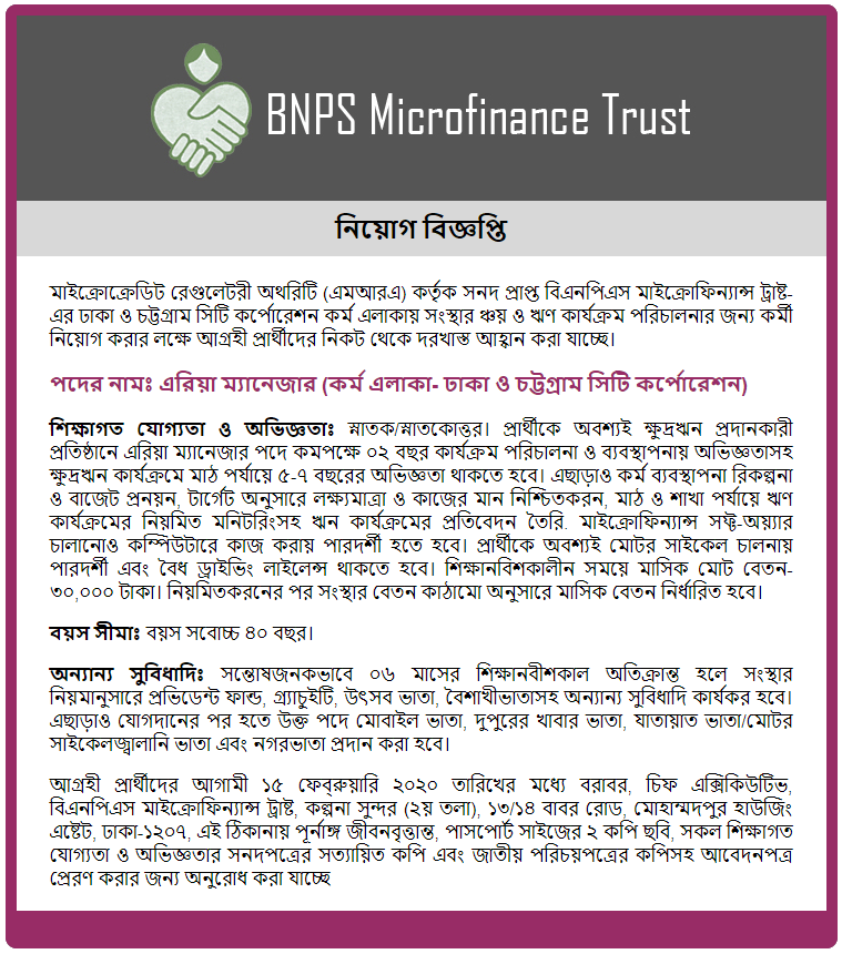 BNPS Microfinance Trust