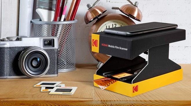 Kodak Movie Film Scanner