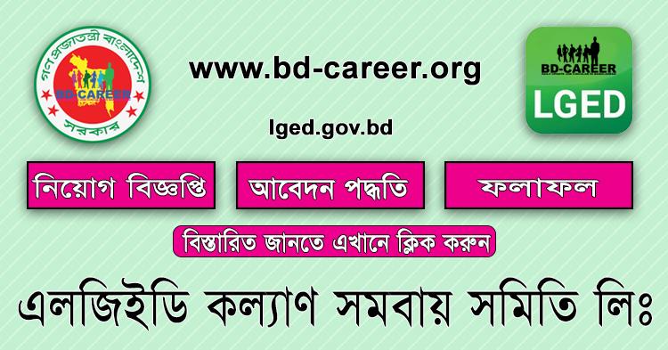 LGED Kollayan Somobay Somity Ltd LKSS Job Circular 2021