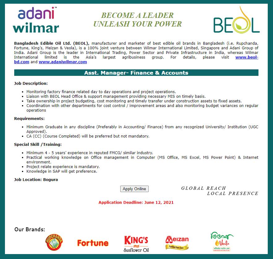 Bangladesh Edible Oil