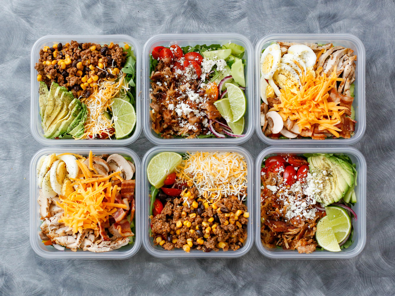 5 Salad Combinations You Need In Your Life
