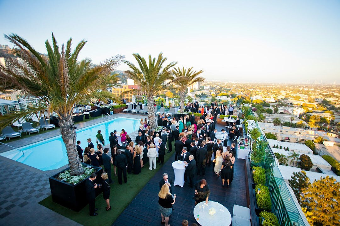 PureWow S Most Beautiful Places To Get Married In LA EJP Events